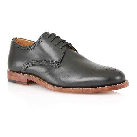 oxford lace up shoes lotus jeremiah lace up formal oxford shoes in black for