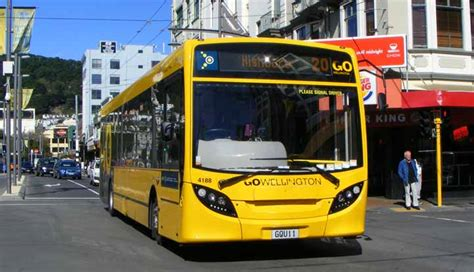 citylink new zealand the showbus uk bus coach photo gallery
