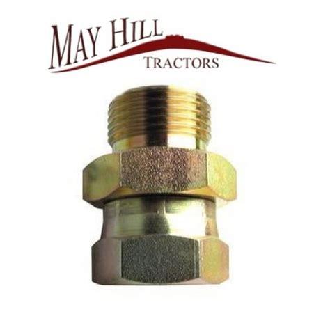 Hydraulic Adaptor hydraulic adaptor 1 2 quot bsp 3 8 quot bsp