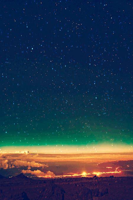 imagenes hipster estrellas gif gifs noche paisaje estrellas estrella fugaz