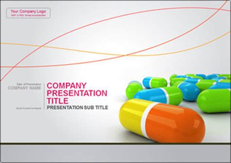 template packaging lop awesome pharmaceutical ppt design template ph