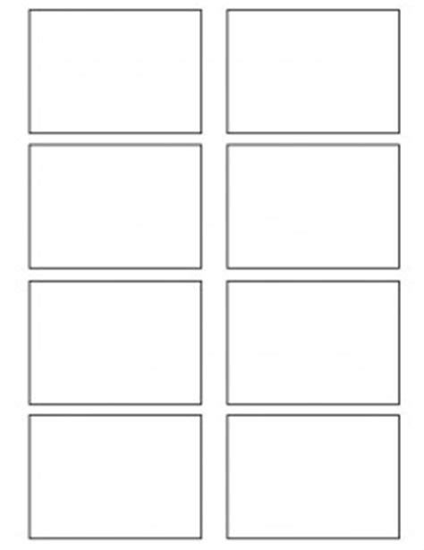 Blank Word Flash Card Template For Word by 7 Best Images Of Blank Printable Cards Blank