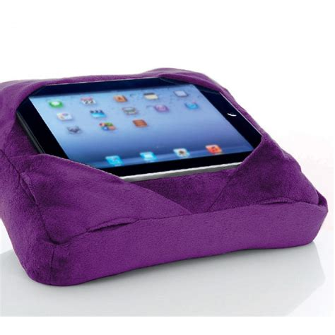 Tablet Pillow by Six Pad Go Go Pillow Tablet Cushion Book Rest Purple