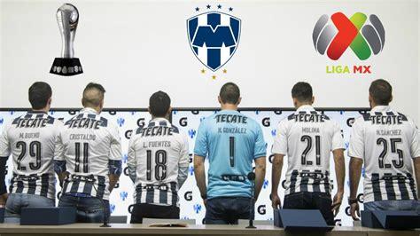 Calendario Liga Mx Monterrey Calendario Liga Mx Clausura 2017 Rayados De Monterrey