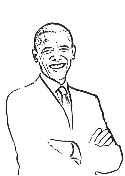 Obama Jobs 1 Free Printable Coloring Pages For Kids Obama Coloring Page