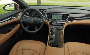 Buick Lacrosse Interior The All New 2017 Buick Lacrosse Garber Buick Gmc