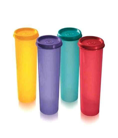 Slime Line 2l tupperware 12 oz set of 4 water bottles buy at