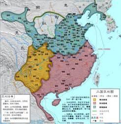 three map china history maps three kingdoms 220 280 220 581