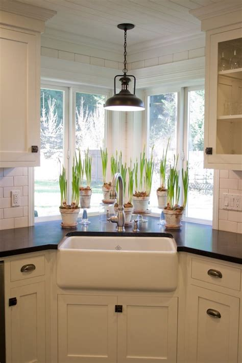 light over kitchen sink window corner plans breakfast nook corner kitchen sink designs woodworking projects plans