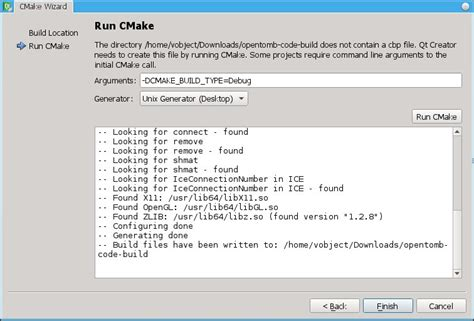 tutorial qt creator linux how to compile opentomb on linux using qt creator tutorial