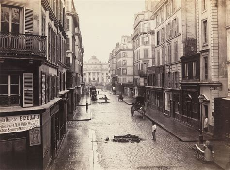 old paris pictures charles marville s old paris jean zimmerman