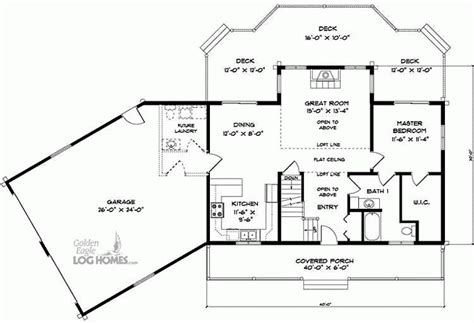 mountain view floor plans 18 stunning custom mountain home floor plans home
