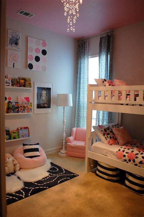 impressive girls shared bedrooms   inspired