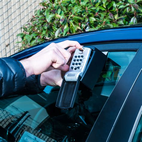 punch button lock boxes lock boxes realtor lock boxes - Car Window Lock Box
