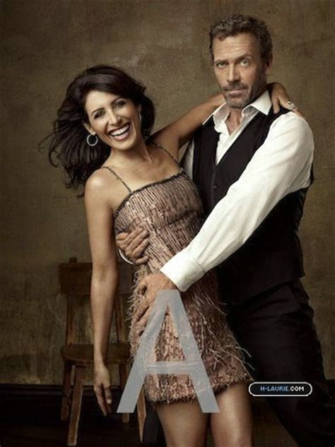 house and cuddy dr house imagens house and cuddy tv guide photoshoots