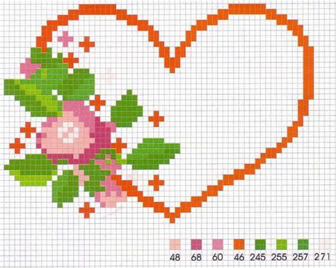 imagenes flores en punto de cruz punto de cruz para manteles im 225 genes para la b 250 squeda