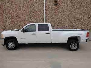 2012 Chevrolet Duramax For Sale Sell Used 2012 Chevrolet Silverado 3500 Crew Cab Dually