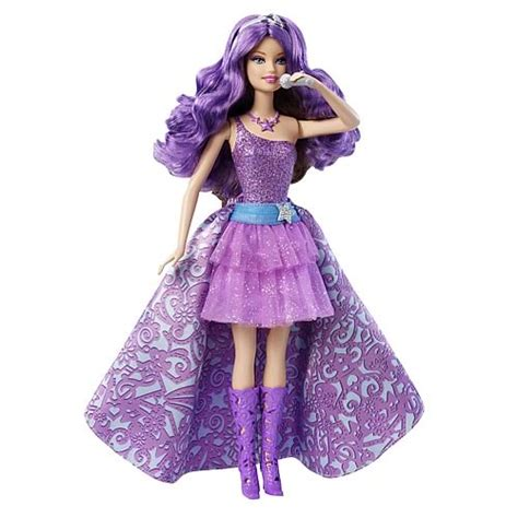 princess 2in1 princess and the popstar keira 2 in 1 doll mattel