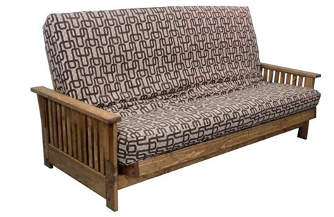 mission futon frame mission futon frame futon d or natural mattressesfuton