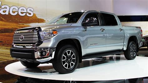 new toyota truck 2014 toyota tundra new pickup trucks youtube