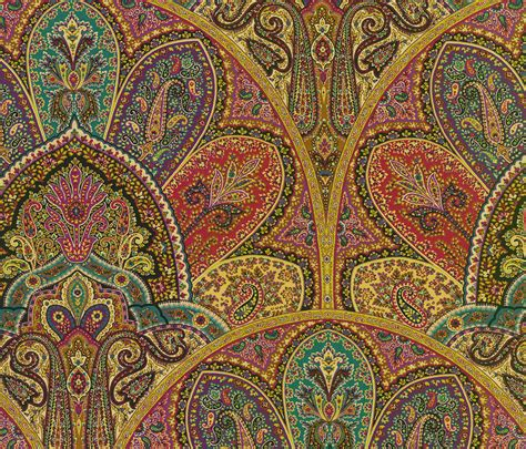 home decor print fabric iman zulaika tourmaline jo