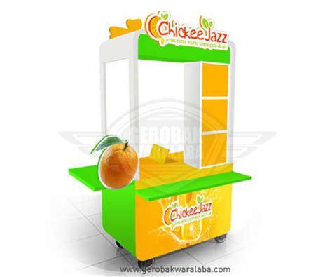 gerobak jeruk peras murni jasa gerobak bandung desain