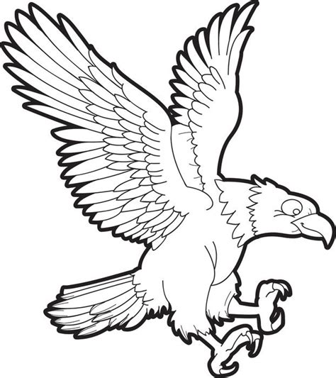 Free Coloring Pages Of Bald Eagle Printable Bald Eagle Coloring Pages