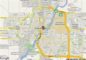 map of hotel senator saskatoon