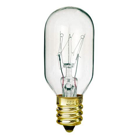 25 watt t7 light bulb candelabra base