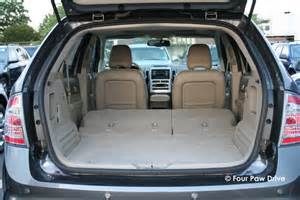 2010 ford edge sel four paw drive