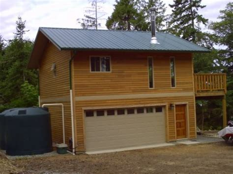 small house with garage garage tiny house with water collection tiny house pins