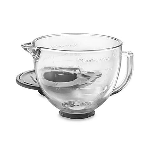 kitchenaid glass bowl   quart artisan  tilt head
