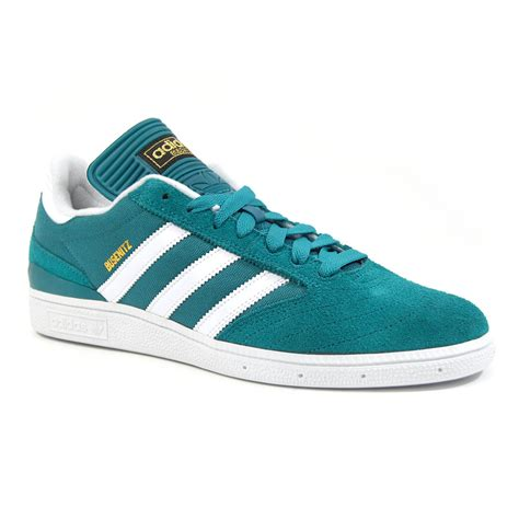 green adidas shoes adidas busenitz pro stdeel green white black shoes q33107