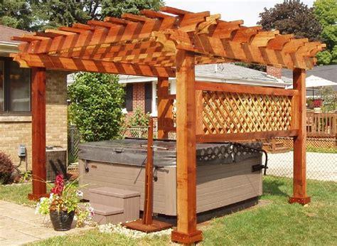Pergola Kits Easy Home Decorating Ideas Cedar Pergola