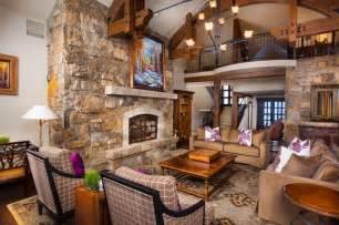 Interior Designs Of Living Room Pictures - salones rusticos 50 ideas perfectas para casas de campo