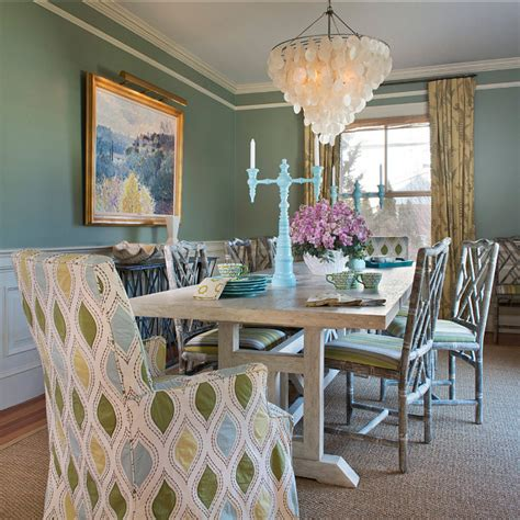 Eclectic Blue Dining Room New 2015 Paint Color Ideas Home Bunch Interior Design Ideas