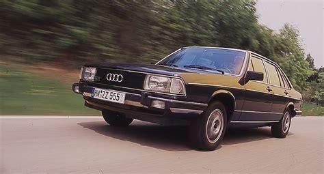 Audi Typ 43 by Audi 100 C2 Typ 43 Auto Motor Und Sport