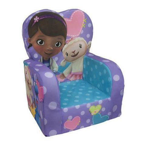 Doc Mcstuffins Fold Out by Foam Chair Ebay
