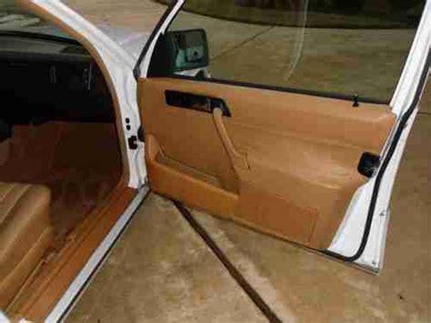 airbag deployment 1992 mercedes benz 190e interior lighting buy used 1992 mercedes benz 190e 2 6 sedan 4 door 2 6l private owner no reserve in orange park
