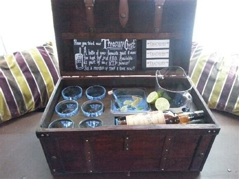 the treasury treasure chest celebrate in style the