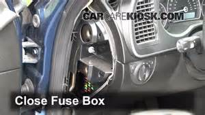 interior fuse box location 2008 2011 saab 9 3 2008 saab 9 3 2 0t 2 0l 4 cyl turbo wagon 4 door
