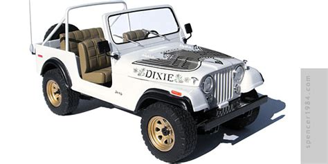 Dukes Jeep The Dukes Of Hazzard S Jeep
