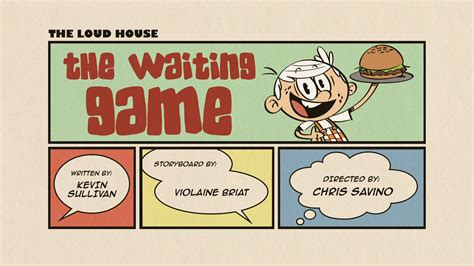 The Fashion Quiz Episode 11 No More Mr by The Waiting The Loud House Encyclopedia Fandom