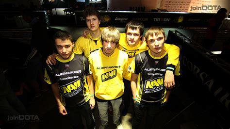 Dt02 Team Navi Dota 2 the international 2012 teams natus vincere 171 news