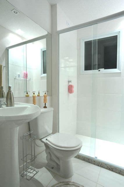 azulejo quadradinho para banheiro banheiro simples 45 dicas acabamentos e como decorar