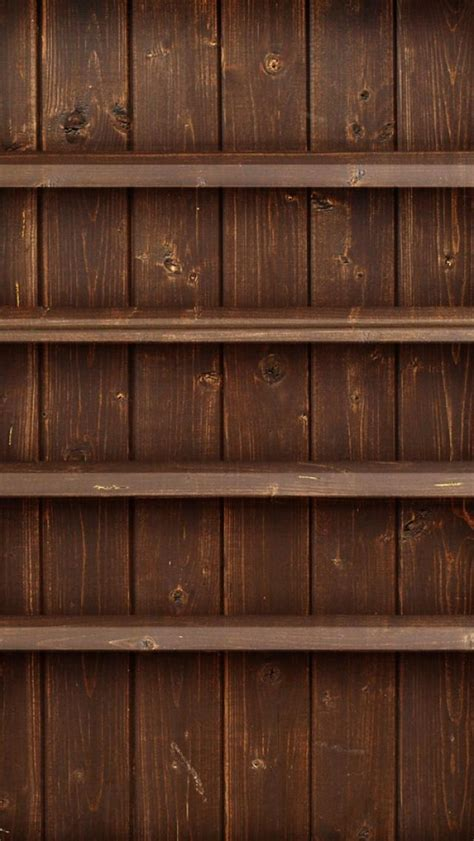 Iphone 5 Shelf Wallpaper by Wooden Shelves 5 Iphone 5 Wallpapers Top Iphone 5