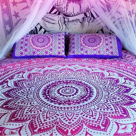 mandala bedding amazon com mandala tapestries hippy hippie wall hanging wall tapestries indian