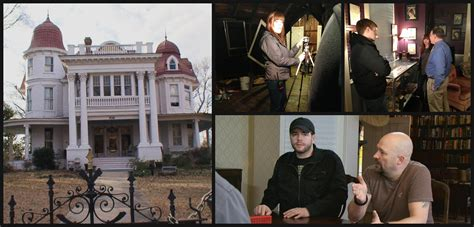 the allen house spooky ghost hunters fall premiere airs wednesday