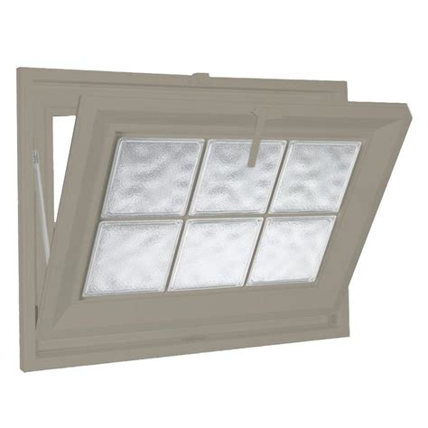 shop hy lite classic tilting vinyl double pane tempered