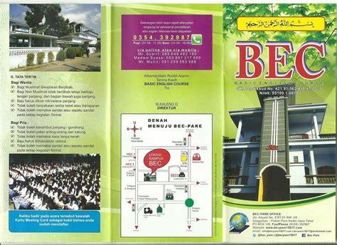 Di Bec program belajar 6 bulan di lembaga bec kung inggris